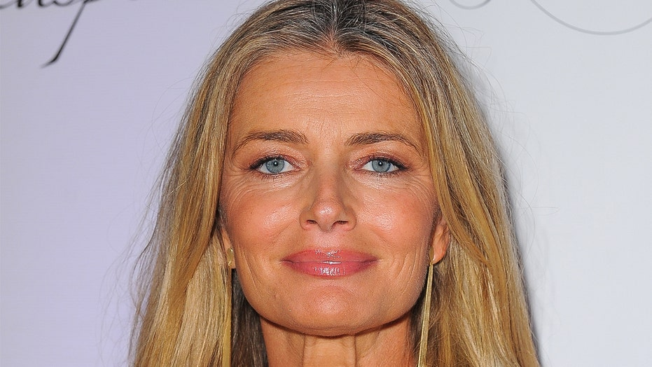 Paulina Porizkova describes how she overcame an intense anxiety attack