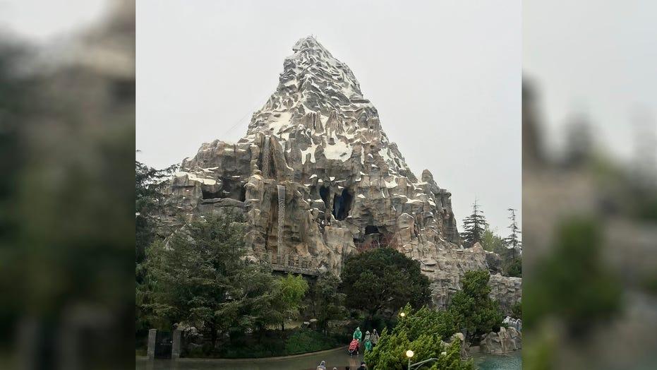 California man builds miniature Matterhorn rollercoaster in own yard during pandemic