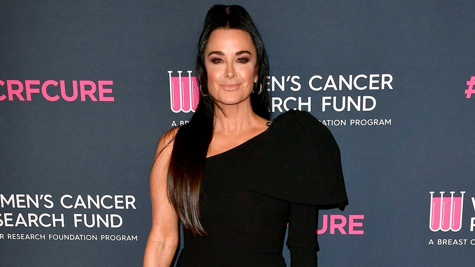 'RHOBH' star Kyle Richards reveals she got a nose job after fans 'were speculating' about her face