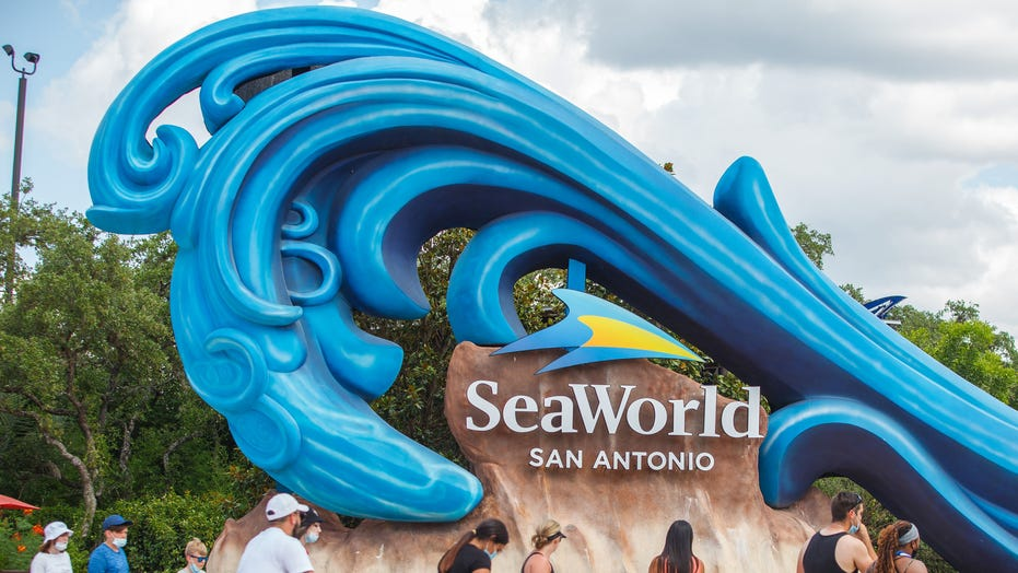 Firefighters rescue SeaWorld guests stuck on roller coaster for hours