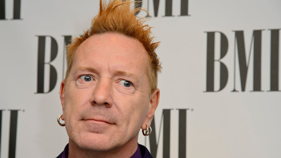 John Lydon bitten by fleas on groin after tending to squirrels in home