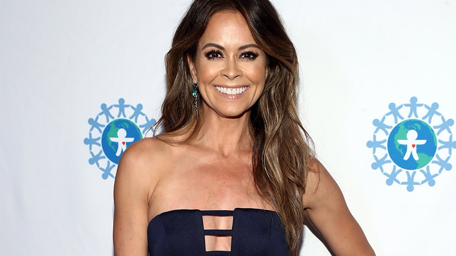 Brooke Burke recalls preparing to pose for Playboy: 'I've always taken the best care of myself'