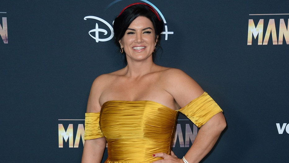 'The Mandalorian' fans call on Disney to fire Gina Carano after tweet mocking Democrats, masks