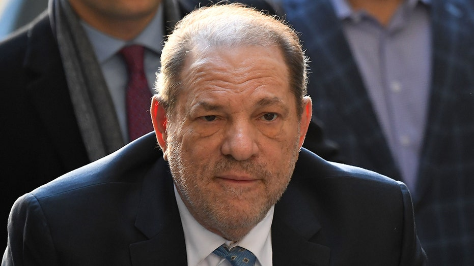 Harvey Weinstein has a fever, is being monitored by medical staff in prison