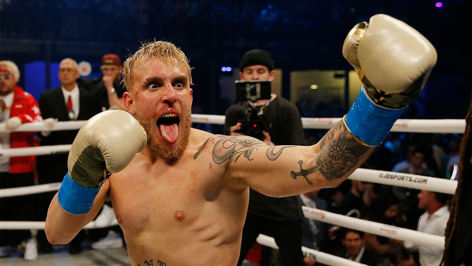 YouTube star Jake Paul knocks out ex-NBA star Nate Robinson in fight