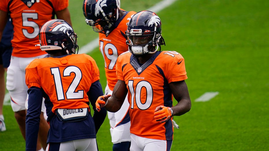 Noah Fant, Jerry Jeudy speak out after NFL deems Broncos quarterbacks ineligible for Week 12 game
