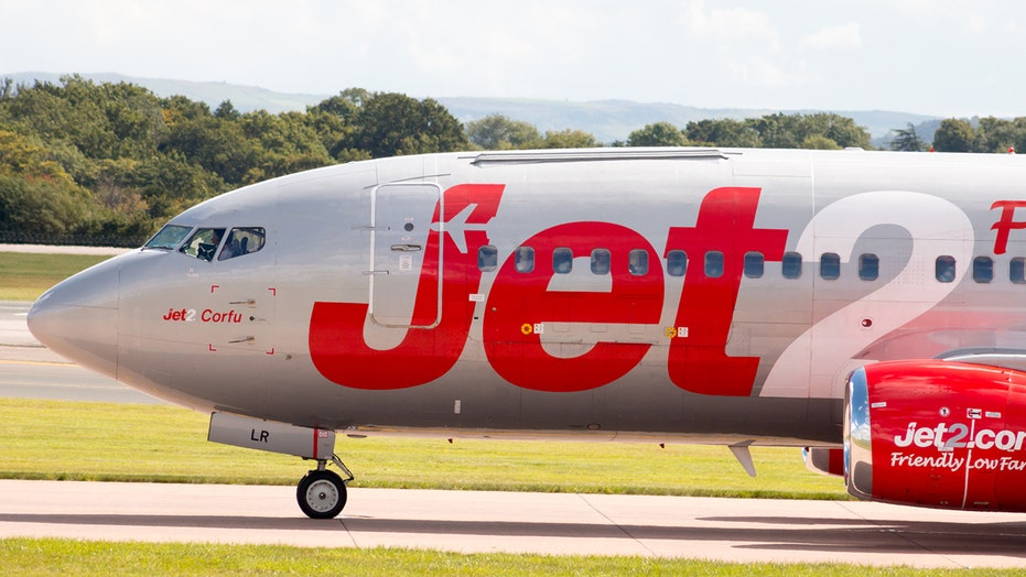 Jet2 passenger allegedly threatens to urinate on cabin crew member, instead urinates on locked restroom door