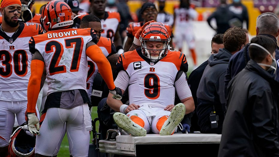 Bengals QB Joe Burrow's knee injury even more significant than anticipated