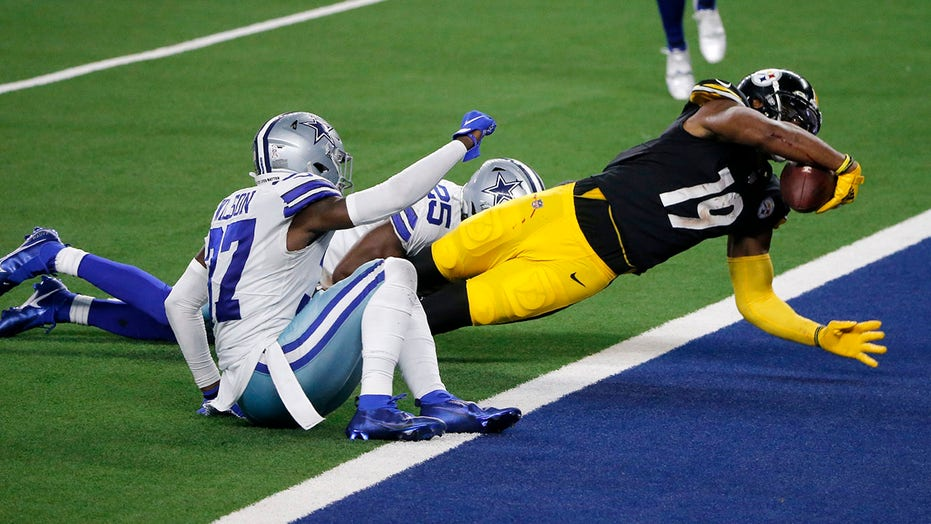 Steelers hold on against Cowboys for 8th consecutive victory