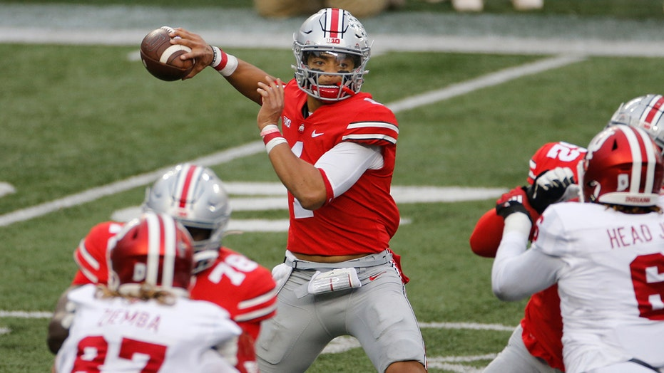 Ohio State's Ryan Day defends Justin Fields and crushes players who opted out of 2020 season