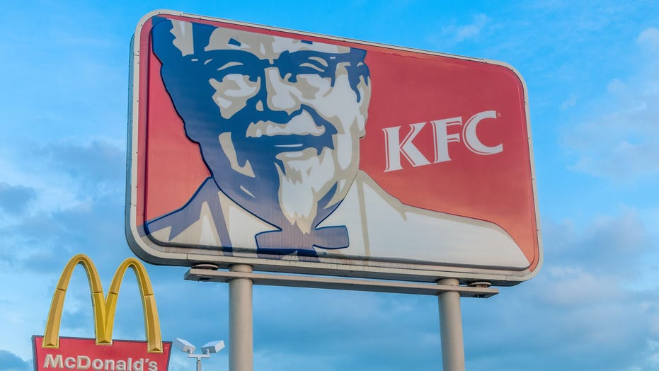 KFC Singapore suggests putting its new cheese sauce on competing fast-food items