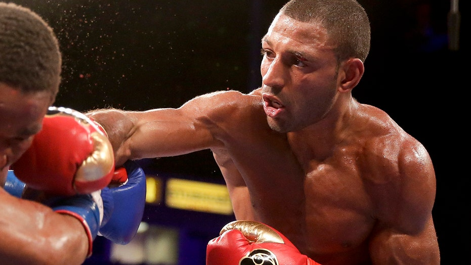 Crawford returns to ring in title defense against Brook