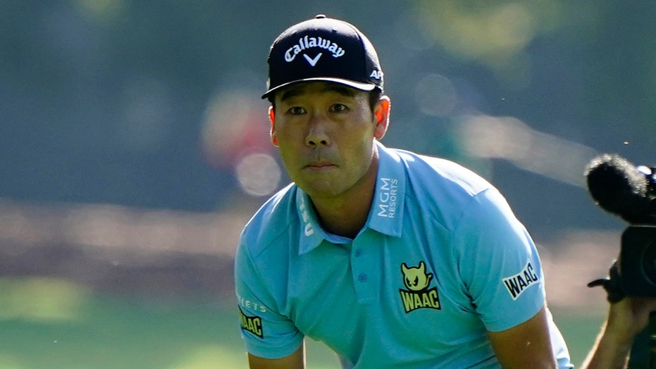 Kevin Na makes Masters history in unfortunate fashion