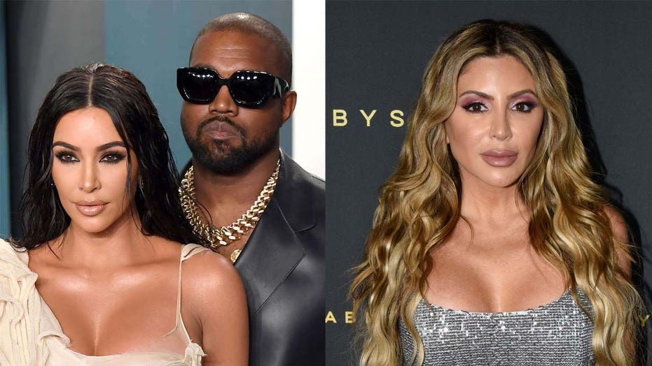 Larsa Pippen suggests Kanye West to blame for Kim Kardashian falling out