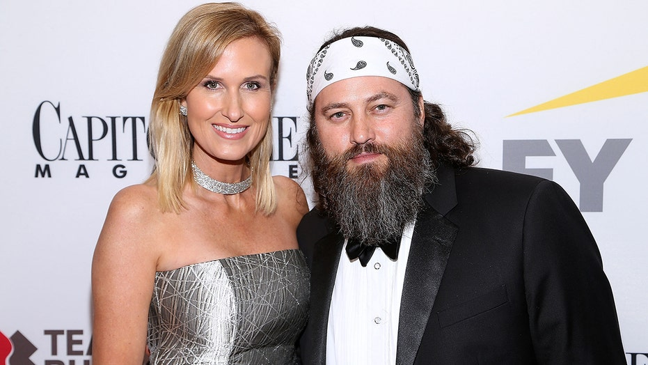 'Duck Dynasty' alums Korie and Willie Robertson recall 'ugly comments' made about their biracial son