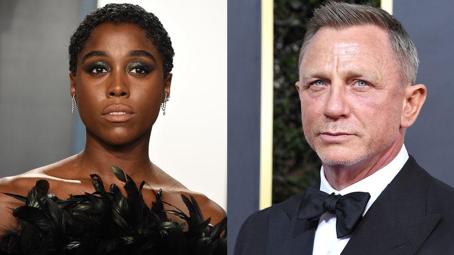 'James Bond' actress Lashana Lynch on criticism over '007' casting: 'I'm part of something revolutionary'