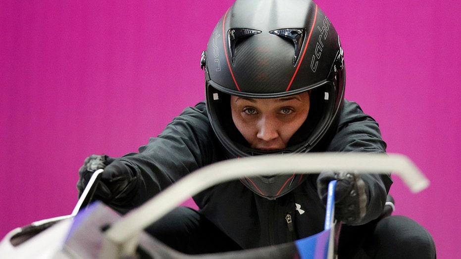 Lolo Jones back in bobsledding, seeks elusive Olympic medal