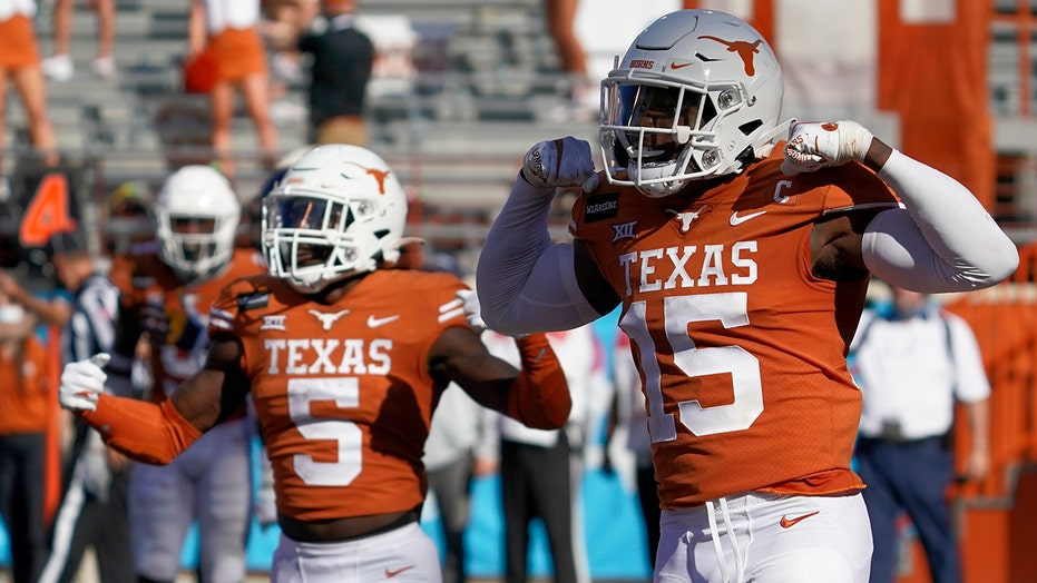 Texas-Kansas among 6 major college games postponed by virus