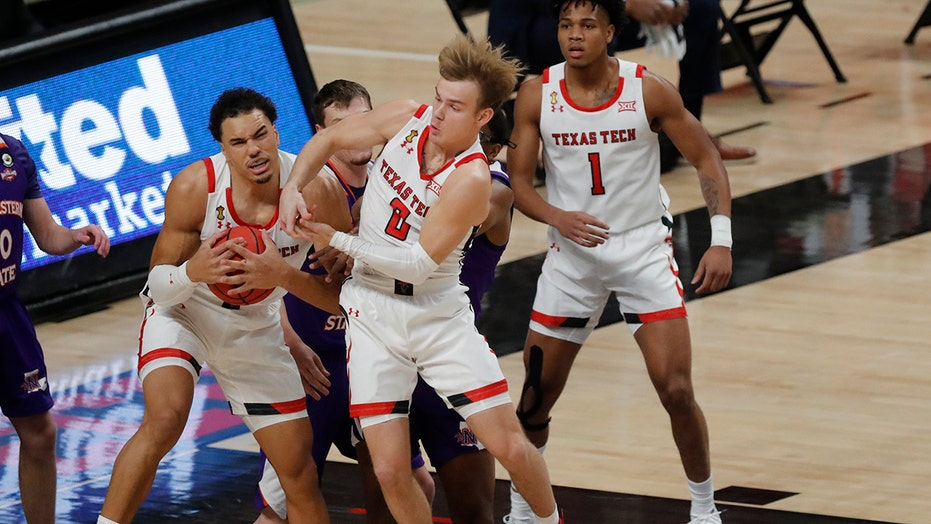 No. 14 Texas Tech opens with 101-58 win over Northwestern St