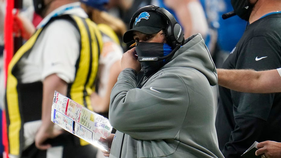 Lions fire Matt Patricia, Bob Quinn after another poor start to season