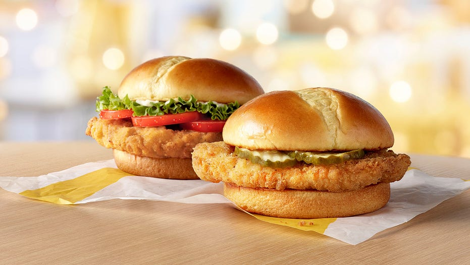McDonald's new Crispy Chicken Sandwiches have official launch date
