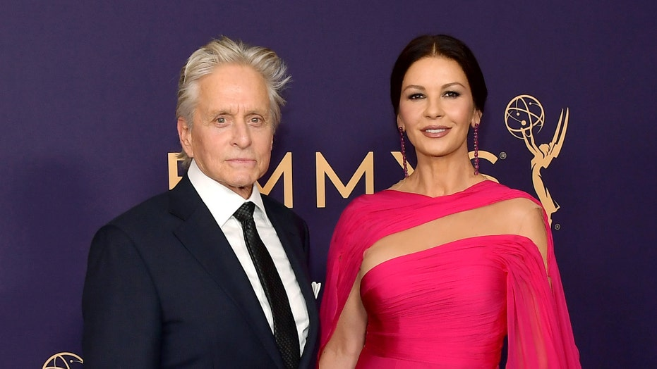 Michael Douglas shares how he met Catherine Zeta-Jones: 'It was everything I hoped for'