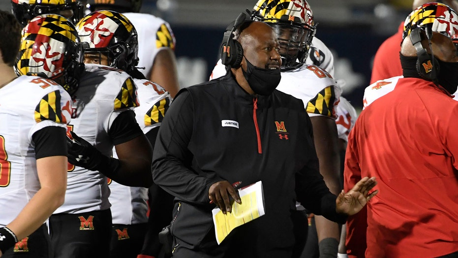 Maryland-Michigan State canceled after Terps' virus outbreak