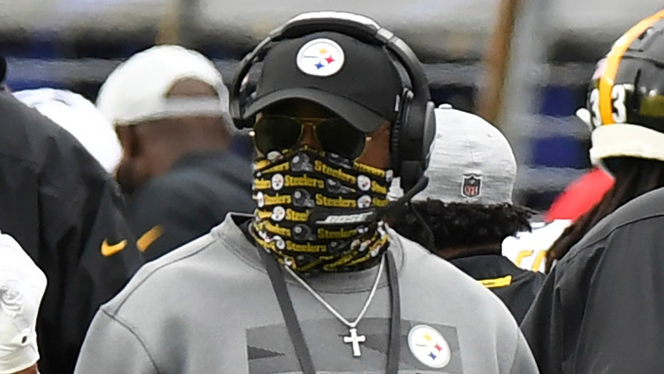 Tomlin, Steelers fined for improper mask wearing