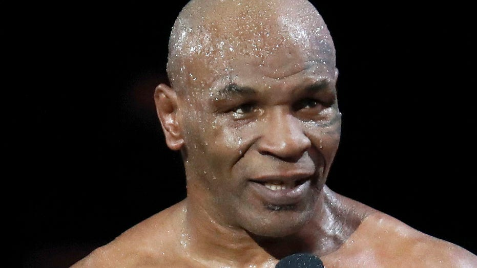 Mike Tyson says he smoked weed before fight vs. Roy Jones Jr.
