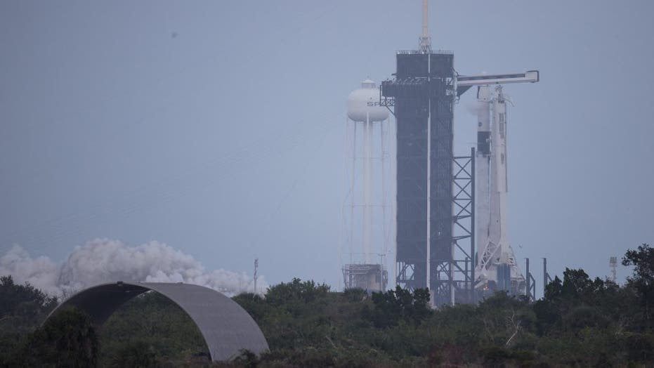 NASA keeps close eye on Tropical Storm Eta ahead of SpaceX Crew Dragon launch