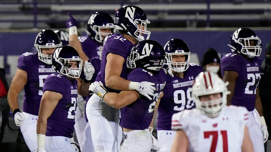 Northwestern's defense locks down Wisconsin, pick up vital Big Ten victory