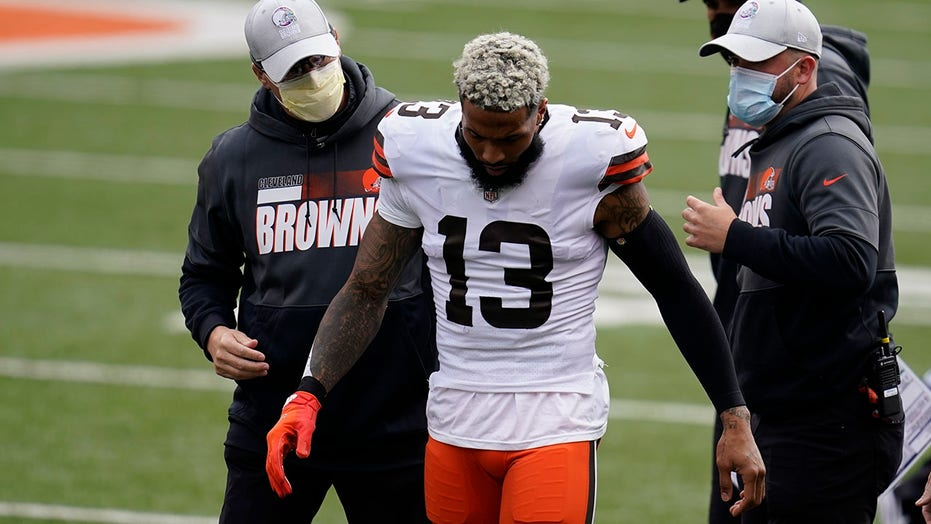 Odell Beckham Jr. may have played his last game with the Browns, NFL insider says