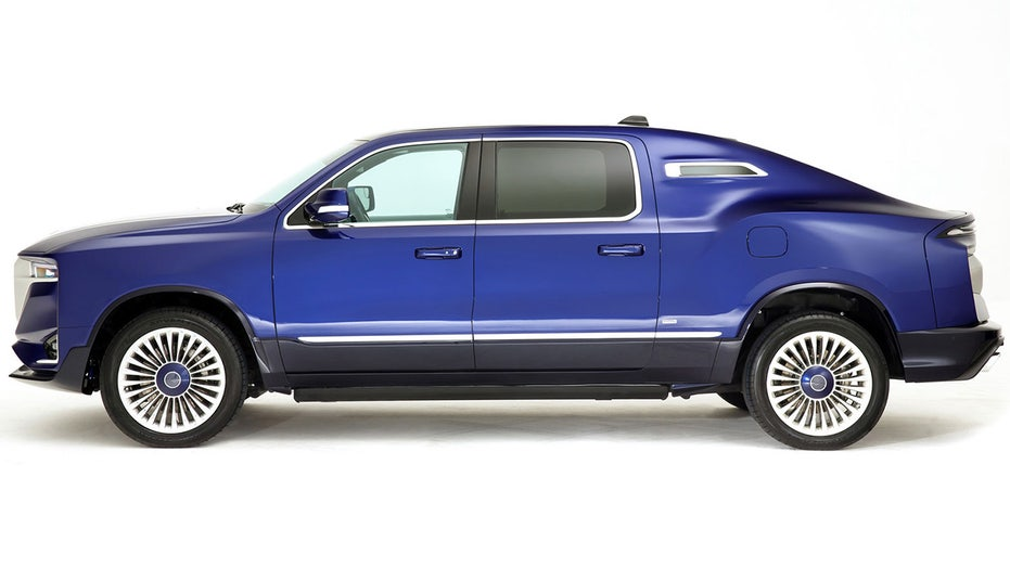 The Ram 1500 pickup is now available as an Italian luxury sedan