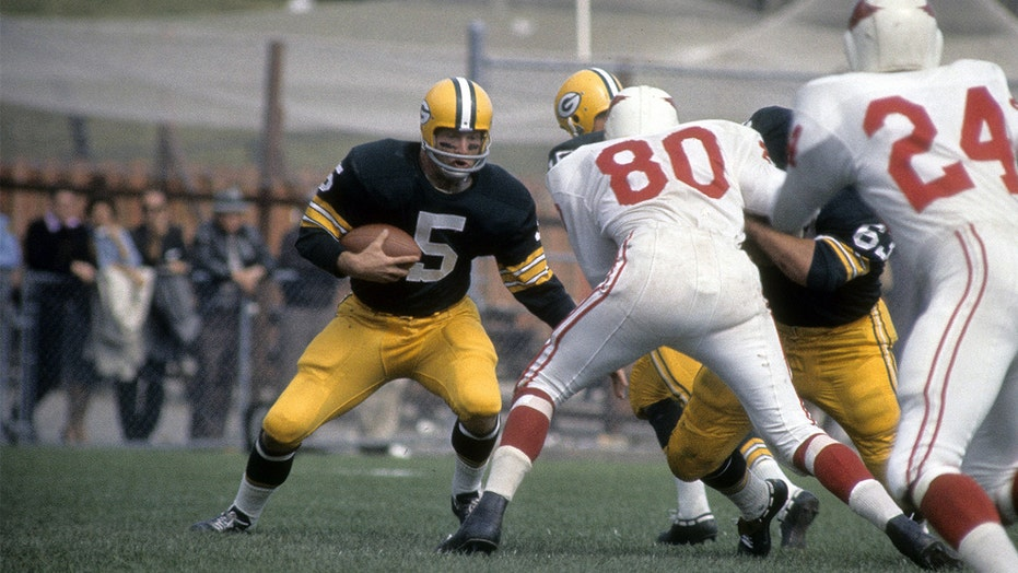 Paul Hornung, legendary NFL running back, dead at 84
