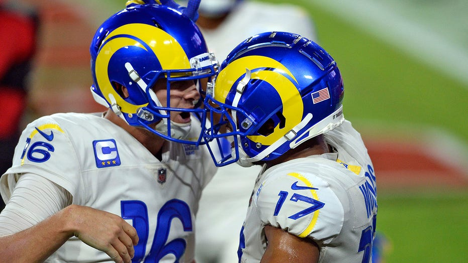 Goff throws for 376 yards, 3 TDs in Rams' 27-24 win vs Bucs