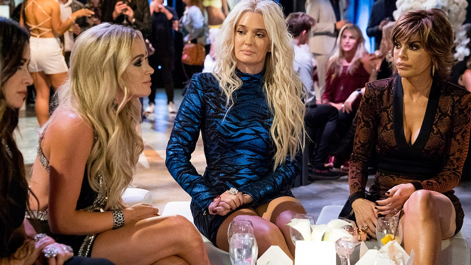 'Real Housewives of Beverly Hills' pauses production over coronavirus concerns: report