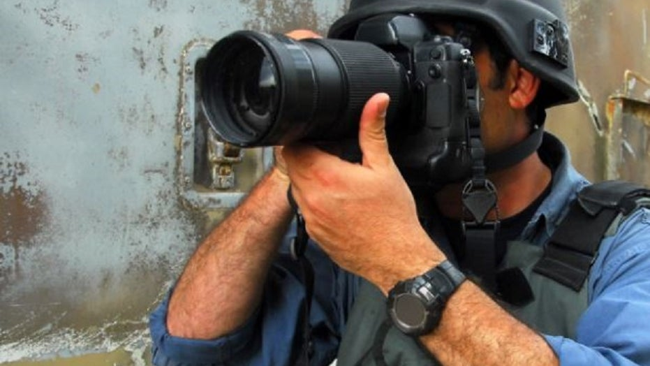 Reuters equipping journalists with gas masks, flak jackets for elex coverage