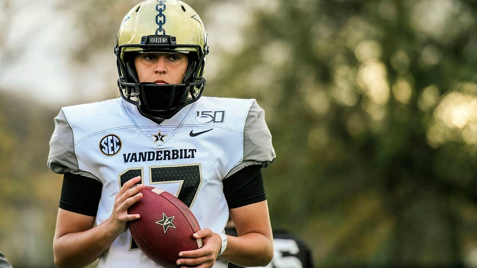 Sarah Fuller set to make sports history on the gridiron when Vanderbilt plays Missouri