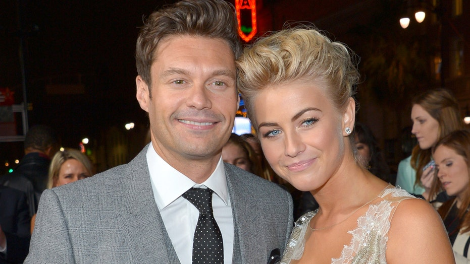 朱丽安·霍夫(Julianne Hough)似乎在解决瑞安·西克雷斯特(Ryan Seacrest)的关系, admits to feeling 'freedom' after breakup