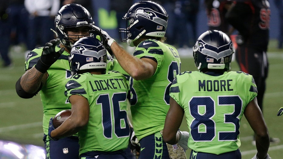 Seahawks take lead in wild NFC West with narrow victory over Cardinals