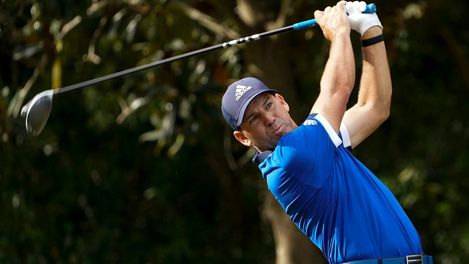 Sergio Garcia drops out of The Masters after positive coronavirus test