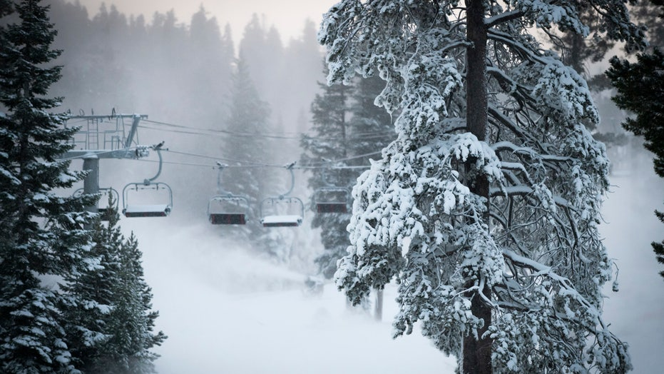 Heavy snow impacts Rockies, Upper Midwest as record warmth roasts eastern third of US