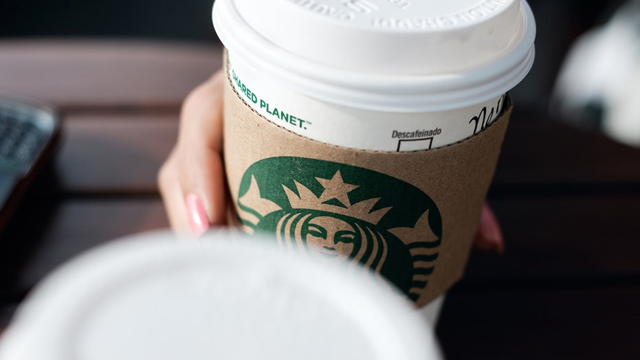 Starbucks customer amused by 'secret' pickup line that barista left on her cup