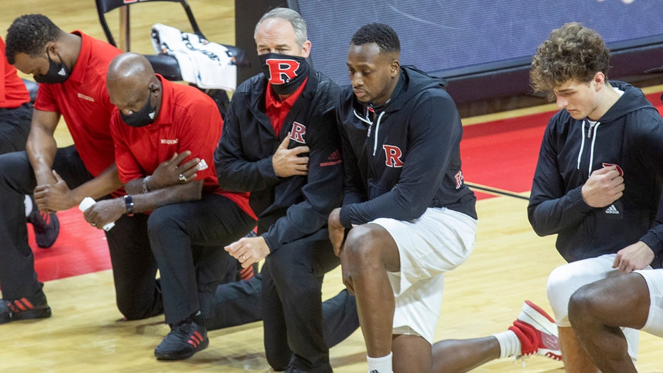 Omouryi has big debut, No. 24 Rutgers beats Sacred Heart