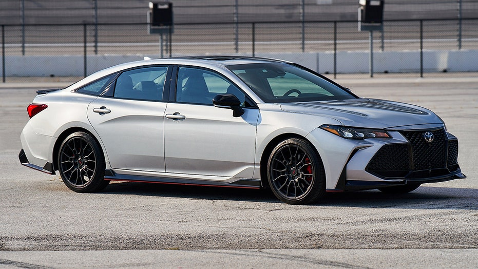 Test drive: The 2020 Toyota Avalon TRD is a supersized sports sedan