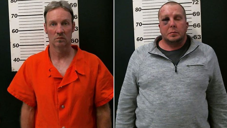 Utah men arrested after 'discarded' body found in desert, police say