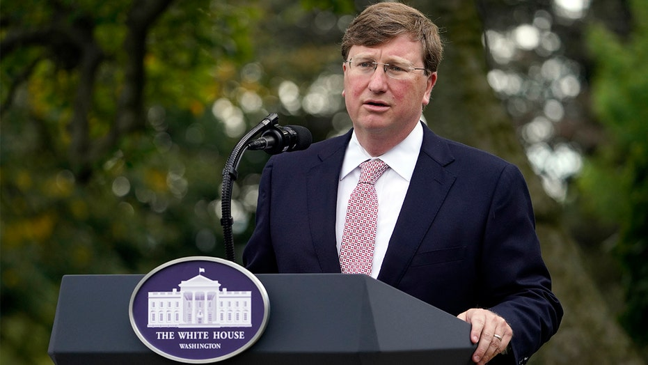Gov. Tate Reeves says Mississippi 'not going to participate' in potential national lockdown