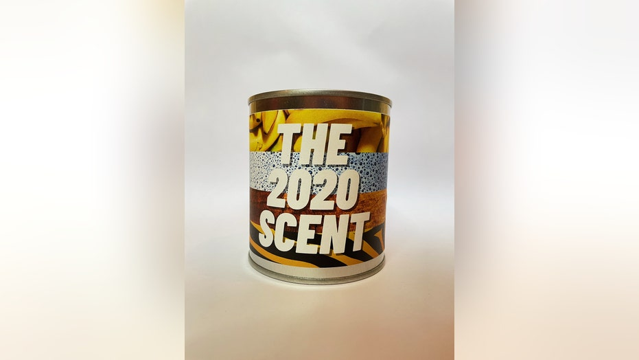 The '2020 Scent' candle is here to take you on an olfactory journey through the year's strangest moments