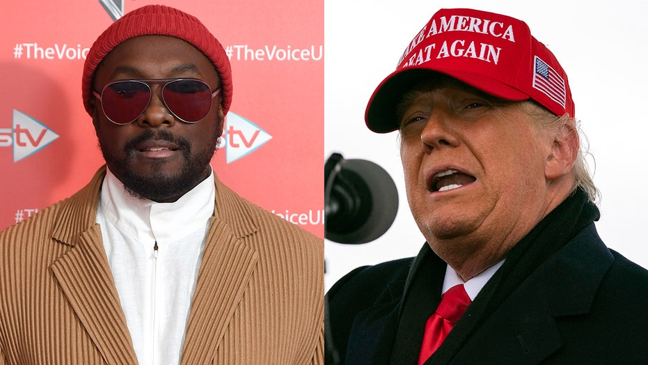 Will.i.am likens Trump supporters to people in an abusive relationship, slams his coronavirus response