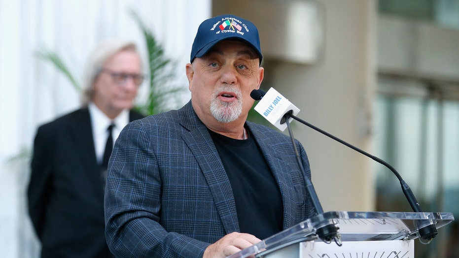 Billy Joel congratulates Joe Biden, Kamala Harris after previously saying 'I try to stay out of politics'